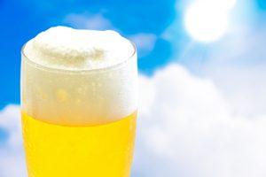 生ビール半額フェア